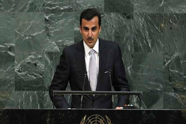 امیر قطر: ثبات منطقه خلیج فارس نیاز منطقهای و بین المللی است
