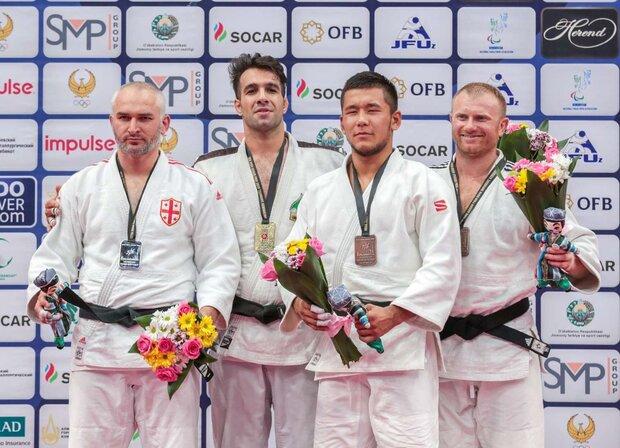 Iran win two golds at IBSA Judo Grand Prix