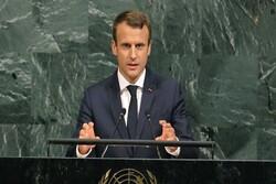 Macron calls on Tehran, Washington to enter talks