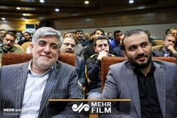 گزارشی از آیین تکریم و معارفه مدیرعامل گروه رسانهای مهر