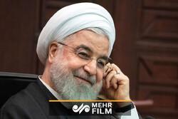 روحانی: مردم ایران و عراق در اربعین حسینی، حماسهای بزرگ آفریدند