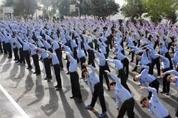 فعالیتهای ورزشی مدارس شهر تهران تا ۶ آذر تعطیل است