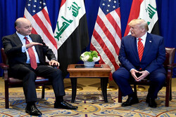 US gives Iraq draft of possible sanctions: report