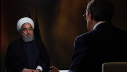 US must restore trust before any talks could happen, says Rouhani