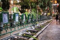 ۱۹ هزار گلزار شهدا گلباران و عطرافشانی میشود