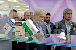Iran Pharam exhibition opens