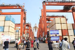 Shahid Rajaie port
