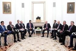 پوتین از مذاکره دولت ونزوئلا با مخالفان حمایت کرد