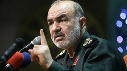 IRGC chief slams European trio's allegations against Iran as fictitious
