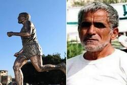 دونده معروف تبریزی یک روز پس از رونمایی از تندیسش درگذشت