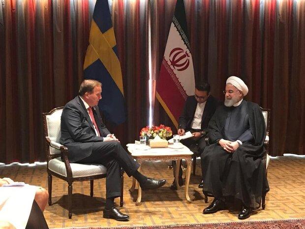 """السويد ترحب بمبادرة """"هرمز للسلام"""" المقترحة من قبل ايران"""