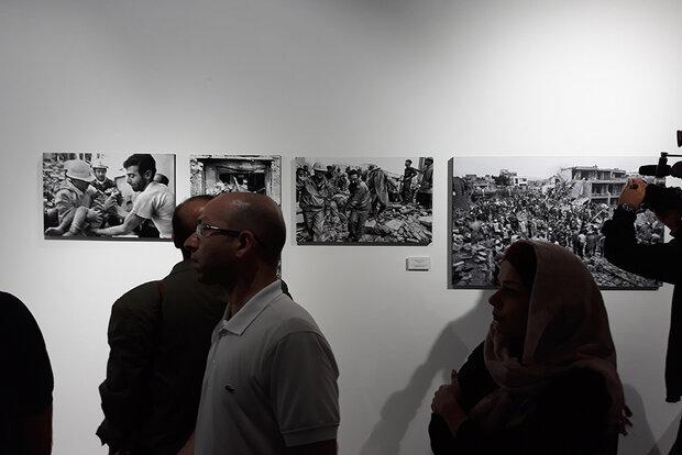 نمایشگاهی از ناگفتههای دیدنی جنگ/ وقایعنگاری مویدی ایدهآل است