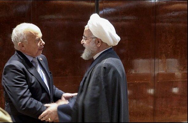 Iranian, Swiss presidents stress deepening ties