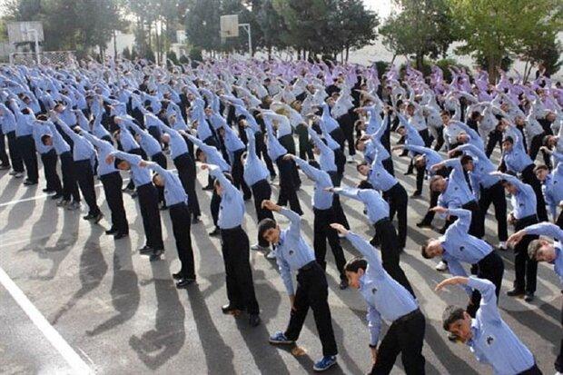 اجرای طرح ضربتی ایجاد نظم و امنیت در مدارس تهران