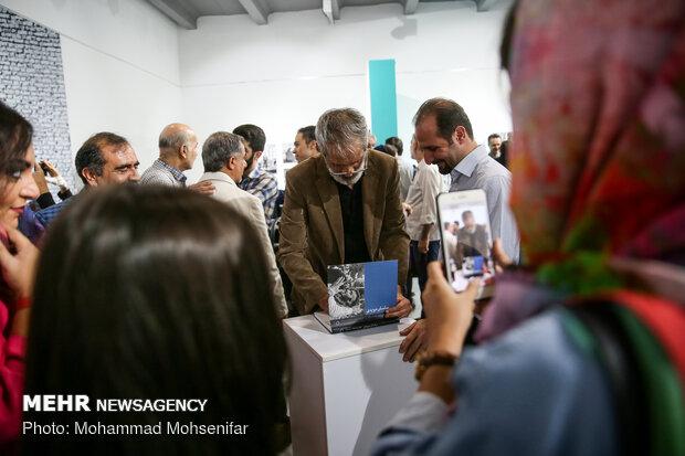 افتتاح نمایشگاه و رونمایی از کتاب عکس ساسان مویدی