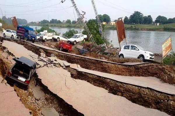 Iran offers sympathy to Pakistan over quake