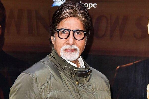 بزرگترین افتخار سینمایی هند برای آمیتاب باچان