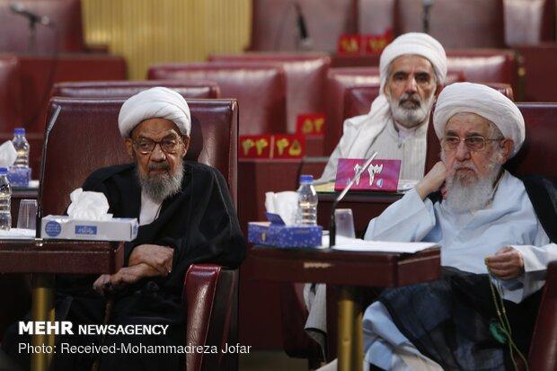 دومین روز از هفتمین اجلاس پنجمین دوره مجلس خبرگان رهبری