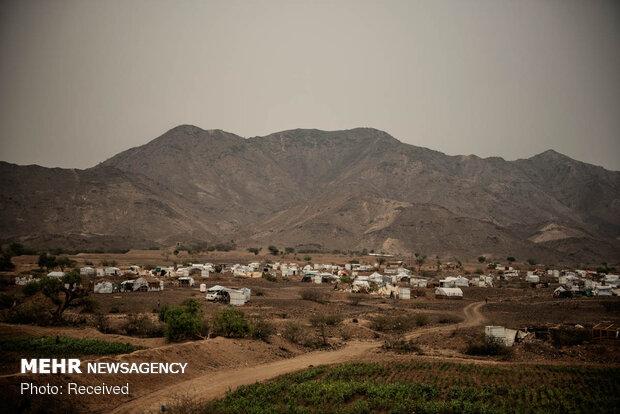 آوارگان یمنی