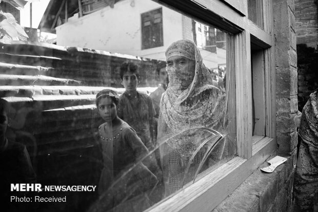 حملات شبانه به خانه مسلمانان کشمیر