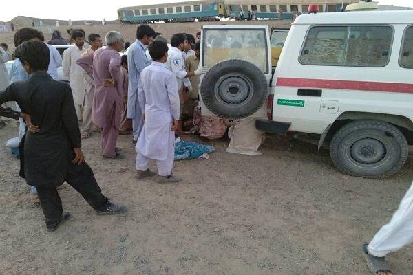 هویت ۴ جانباخته حادثه قطار «زاهدان - تهران» مشخص شد