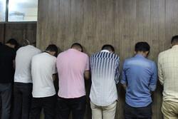 فعالیت باند شرکت هرمی در گرگان/ ۱۱ نفر دستگیر شدند