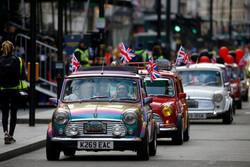 ثبت خودروی جدید در انگلیس ۳۰ درصد کاهش یافت