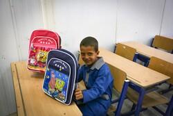 توزیع ۲هزار بسته لوازم التحریر بین دانش آموزان محروم خراسان جنوبی