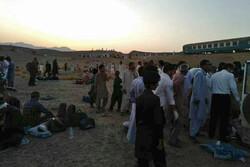 ۱۱۰ مصدوم حادثه قطار «زاهدان - تهران» از بیمارستان مرخص شدند