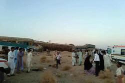 علت حادثه قطار زاهدان-تهران مشخص شد / بازشدن پیچ، پابندها و فنرهای ریل توسط افراد ناشناس
