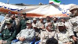 امنیت کامل در مرزهای غربی کشور برقرار است