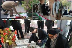 مراسم میهمانی لاله ها در استان تهران برگزار شد