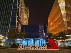 بازدید از ساختمان نمادین جدید شانگهای