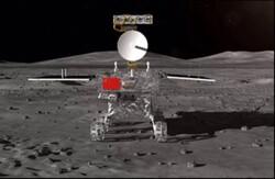 فرود ماهنورد چینی چانگ ئه در ماه