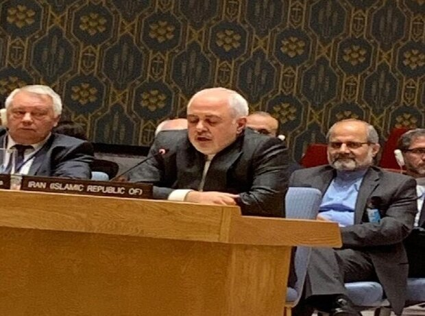 FM Zarif calls on regional states to join HOPE initiative