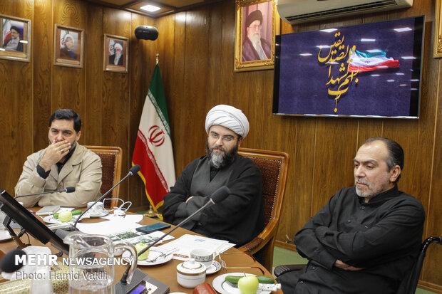 دیدار رئیس سازمان تبلیغات اسلامی با فرزندان شهدای شاخص