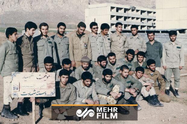 واکنش جالب یکی از رزمندههای دفاع مقدس به عکس صدام
