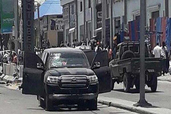 خوروی دولت ترکیه در سومالی مورد حمله قرار گرفت/ ۳ نفر زخمی شدند