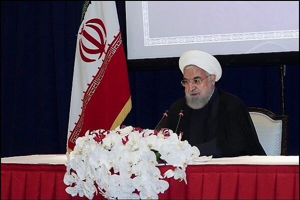 Those blaming Iran for Aramco attacks must show their evidence: Rouhani