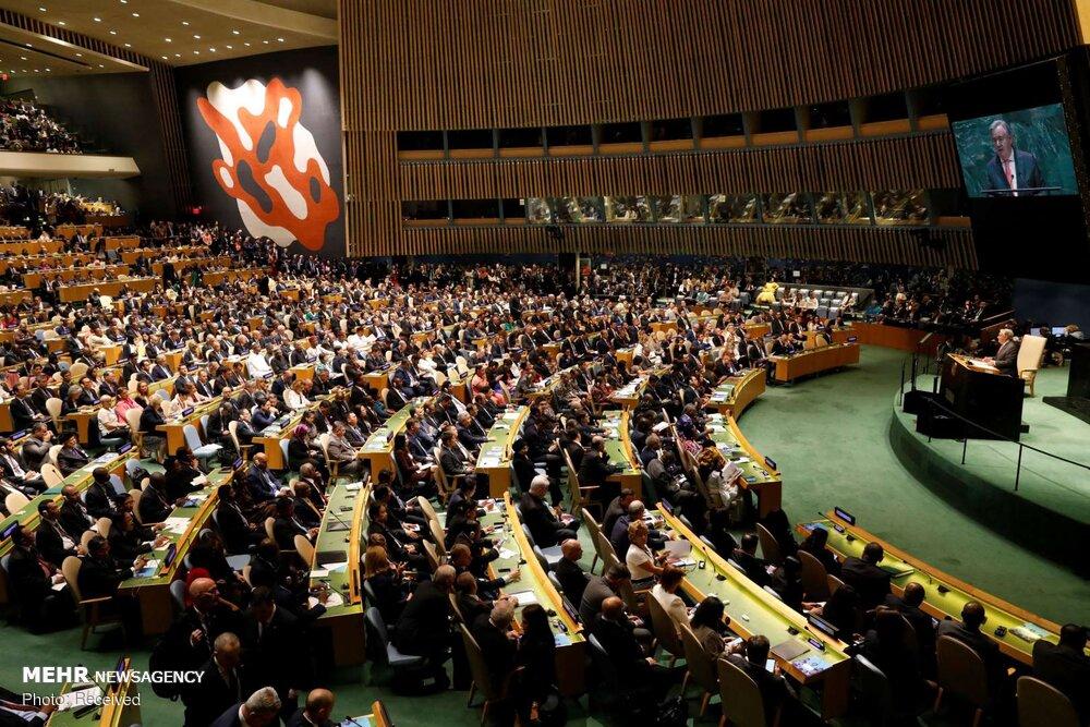 تحریمهای آمریکا مبارزه با کرونا را سخت کرده است