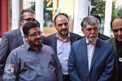 بازدید وزیر فرهنگ و ارشاد اسلامی از کارگاه «خط و خاطرات»