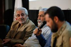 درویش با «دوئل» به موزه سینما آمد/ ساخت «درخشش» درباره فتح خرمشهر