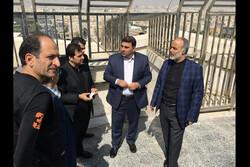 مدیر عامل جدید بنیاد رودکی از برج آزادی بازدید کرد