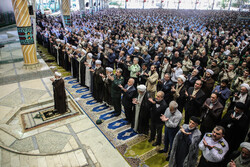 Friday prayers to be held in Tehran province this week