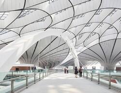 فرودگاه ۱۱ میلیارد دلاری پکن