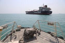 """اطلاق سراح سفينة """"ستينا إمبيرو"""" البريطانية / صور"""