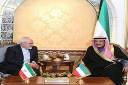 Iranian, Kuwaiti FMs discuss regional issues