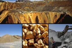 انتاج ما يقارب 23 مليون طن من الخامات المعدنية سنوياً في محافظة سمنان