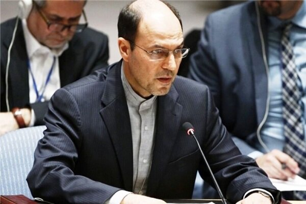 Iranian diplomat urge US to stop 'catastrophic' nuclear policies