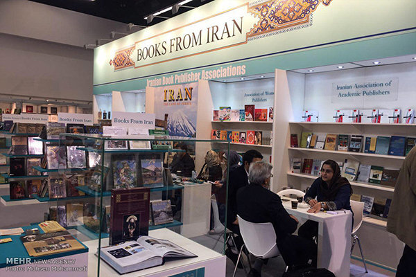 Iranian publishers attend 6th Baku Book Fair